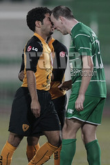 What .. (FaisaL HamadaH) Tags: 4 x match fc premier league kuwaiti between in alarabi alqadsia 20092010