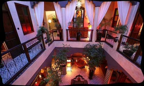 top place to stay in Marrakech