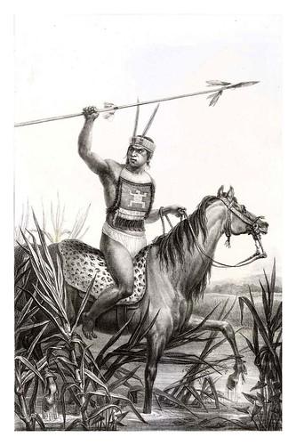 029-Botocudos-Buris-Patachos y Macharis-Voyage pittoresque et historique au Brésil- Jean Baptiste Debret 1834-1839