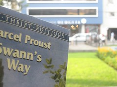 Reading Proust in Miraflores, Lima