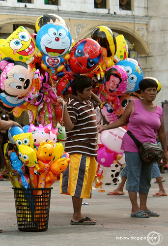 Balloon Vendors