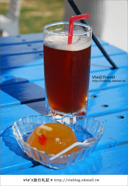 【桃園餐廳】桃園新屋地中海風~卡托米利庭園咖啡餐廳25