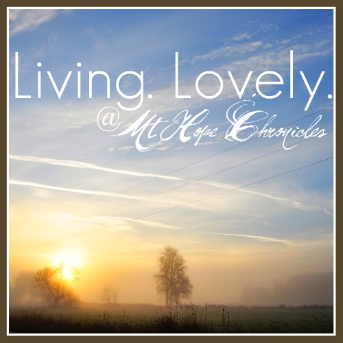 Living. Lovely. New Dawn 2010