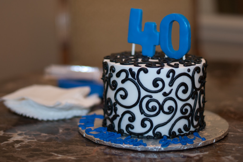 3 of 365: Birthday Cake