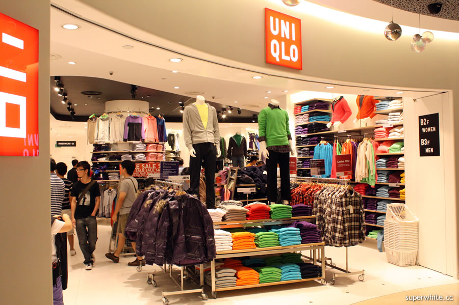 Orchad Road UNIQLO