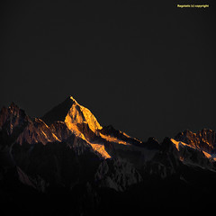 The Langtang Peak (Ragstatic) Tags: world life nepal light sunset portrait people mist mountain snow mountains color weather misty fog architecture sunrise landscape dawn interesting nikon shadows view rags candid culture peak calm mystical kathmandu serene tall hop himalaya magical himalayas journalism sadhu bhaktapur tallest nagarkot relevant langtang photojounalism d700