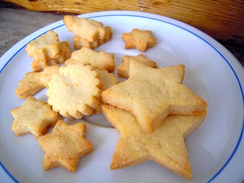 biscotti salati alle mandorle