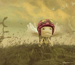 LittleBigPlanet - LittleBigPlanet Guide Fan Art