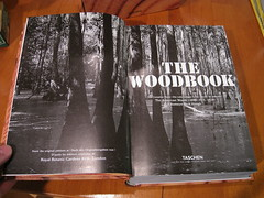 The Woodbook's title page