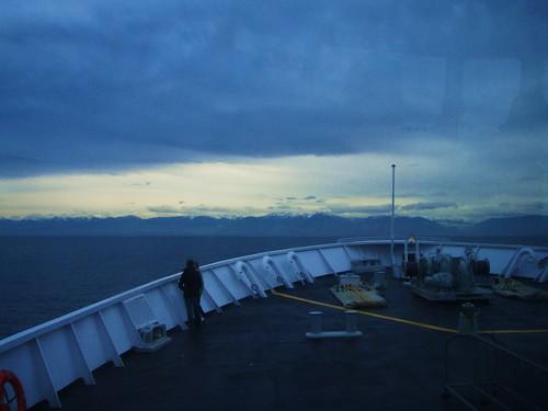 victoria BC - Black Ball Ferry Line