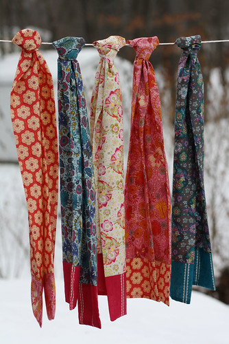 Little Folks Voile Scarves