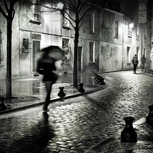 detective privé by Thibaut Lafaye