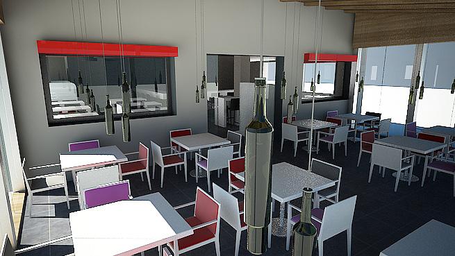 Plato al Centro Diseño de Interiores