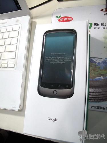 google nexus one_02_數位時代_賀大新攝