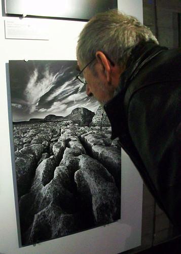 Dad at landscape photgrapher 2009