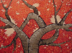 japanese tree art