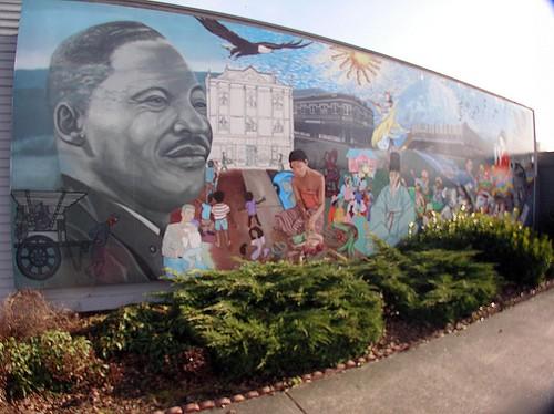 Hilltop Mural