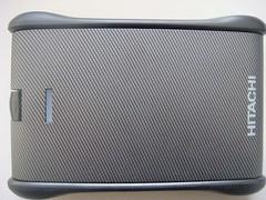 日立原装500G移动硬盘