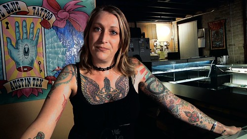Sobering Tattoo Commercial Still