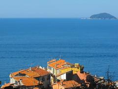 liguria blu (caruga2005) Tags: sea italy italia mare liguria laspezia tellaro