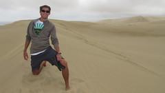 Te Paki Giant Sand Dune