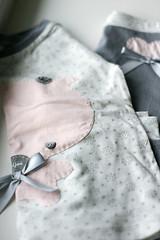 snowflakes pyjamas 5 (mijen) Tags: kids pyjamas aplique mijen
