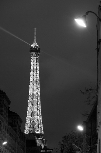 Paris by Night, La Tour Eiffel