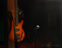 In The Studio (jfielding) Tags: lighting musician music studio photography guitar spotlight professional microphone eccentric mic jfielding scottshear