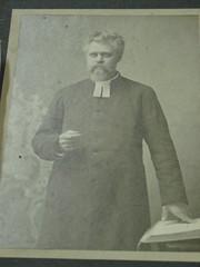 Pastor Karl Johansson