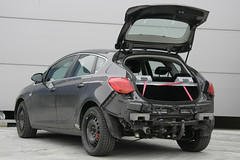 Opel Astra - Testauto Kombi-Variante