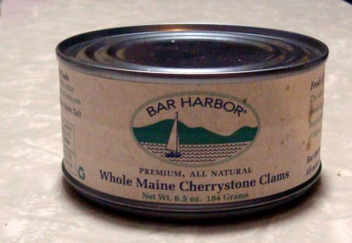 Whole Foods Canned Clams