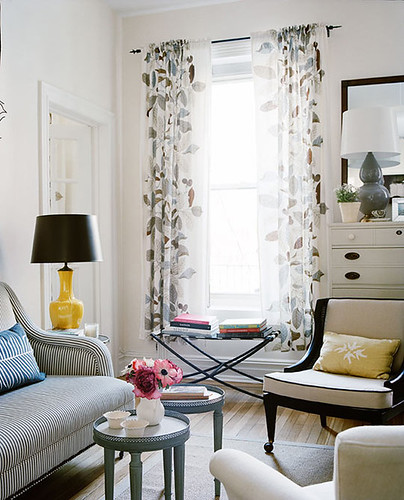 The Lovely Side Small Space Inspiration Living Rooms