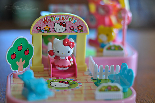 Hello Kitty - 31/365 Photo