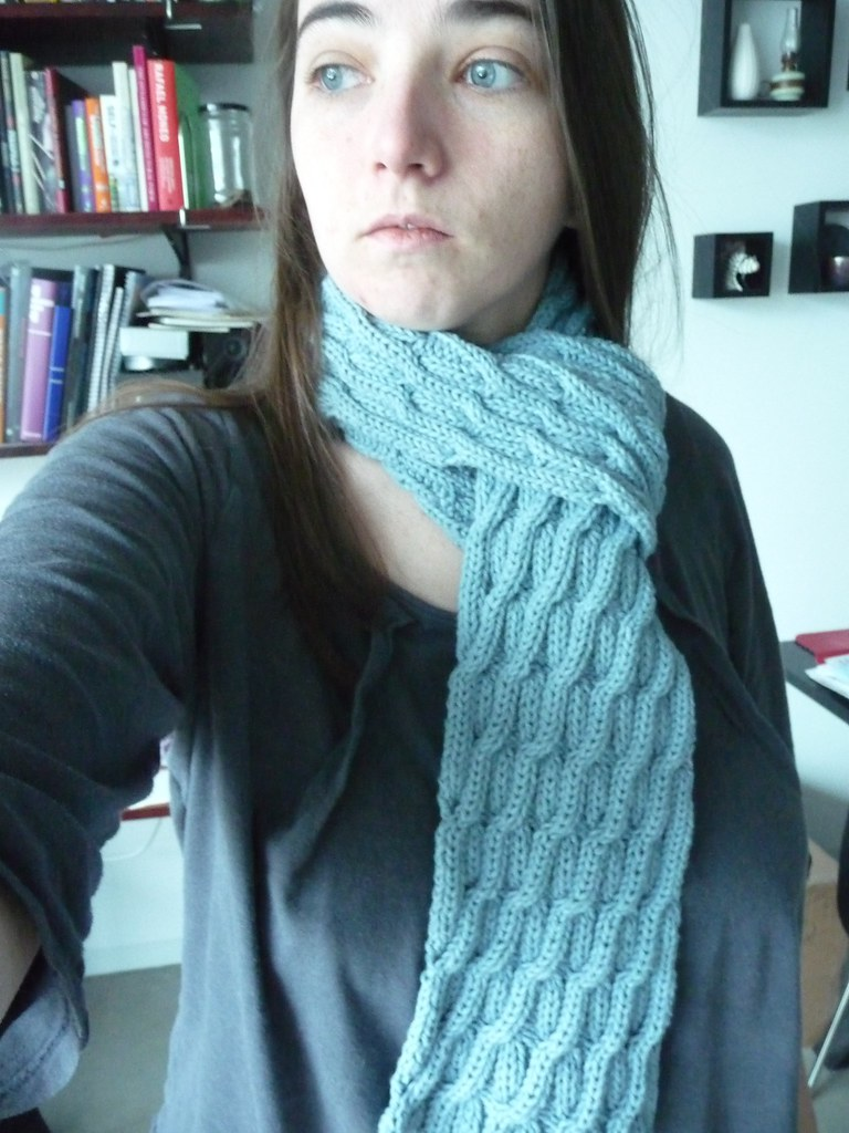 Chromosome Scarf