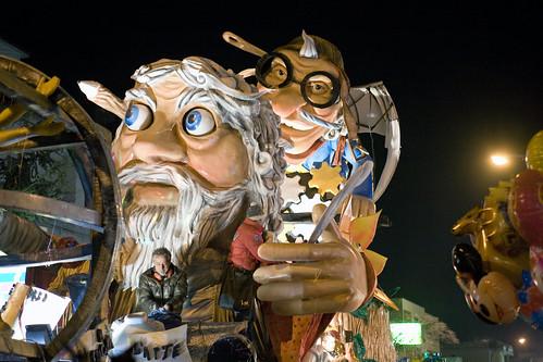 Carnevale in Cicciano, Napoli