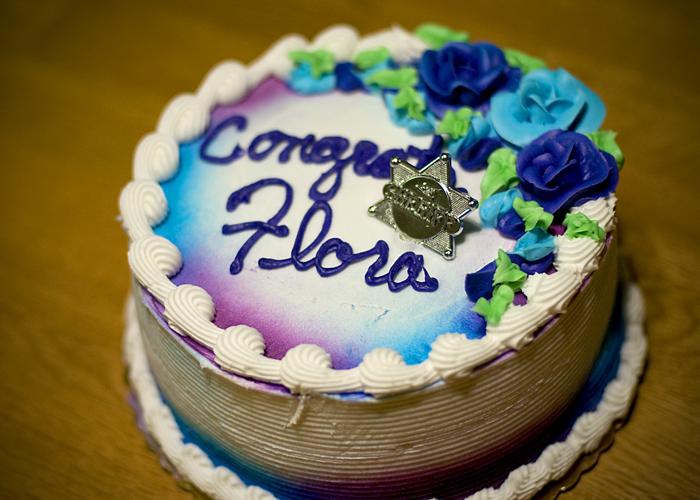 congrats cake