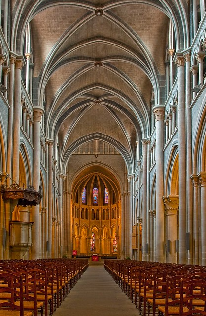 Cathédrale Notre-Dame - Lausana (I)