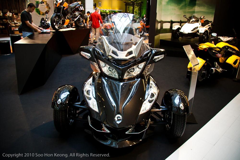 Bangkok Motorbike Festival 2010 @ Bangkok, Thailand