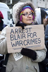 Arrest Blair for War Crimes