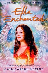 4337754989 567c2ab1d6 m Top 100 Childrens Novels #85: Ella Enchanted by Gail Carson Levine
