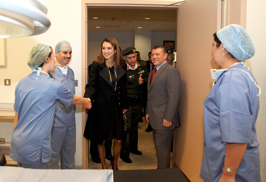 Queen Rania Al Abdullah Hospital for Children