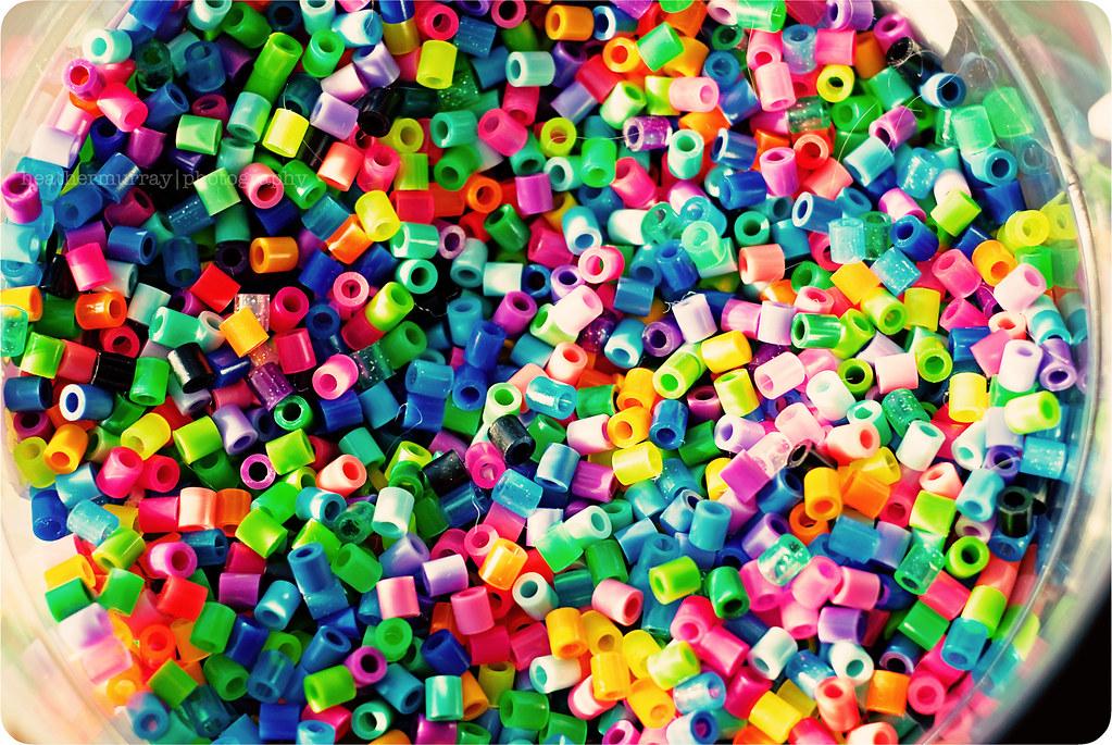 Day 33 perler beads