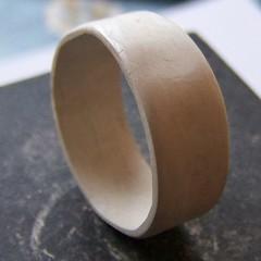 ring post-sanding