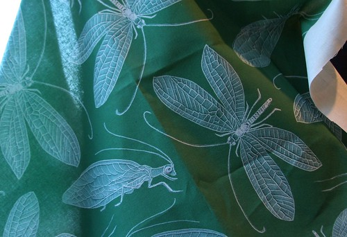 Fabric of the Week winner: BUGS