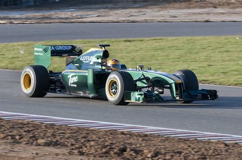 Fairuz Fauzy, Lotus T127