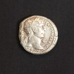 "<b>124 Obverse</b><br/> <a href=""http://en.wikipedia.org/wiki/Trajan"" rel=""nofollow""><u><b>Trajan</b></u></a> <i>Reign: AD98 - 117</i> The adoptive son of Nerva, Trajan was held by his subjects as both a good public administrator and as a brilliant military commander. During his reign, Trajan extended the Empire's boundaries to their greatest extent, conquering lards as far east as Iran. He is considered the second of the ""Five Good Emperors.""  Donated by Dr. Orlando ""Pip"" Qualley<a href=""http://farm5.static.flickr.com/4026/4351823176_1f0c4e8ac8_o.jpg"" title=""High res"">∝</a>"