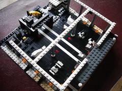 It's finished! (The Legonator) Tags: lego microscale