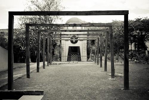 Capilla en Hacienda Tequilera