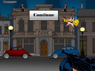 free Reel Crime 1 Bank Heist slot bonus game