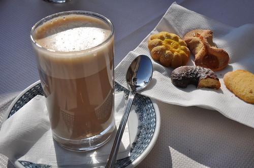 CafeLatteinPiazzaNavona